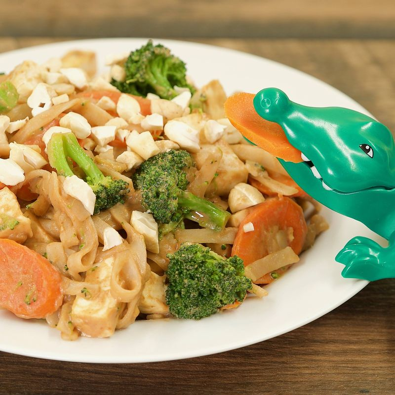Pad Thai - Veggie Style